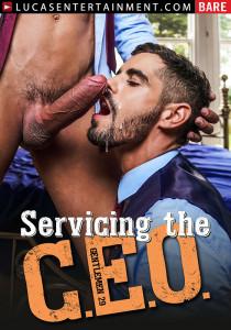 Gentlemen #29 - Servicing the C.E.O. DVD (S)