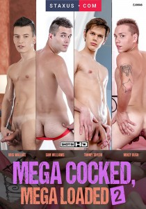 Mega Cocked, Mega Loaded 2 DVD