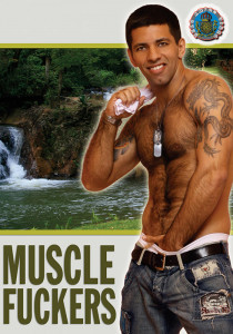 Muscle Fuckers DVD (NC)