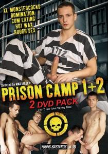 Prison Camp 1+2 DVDR