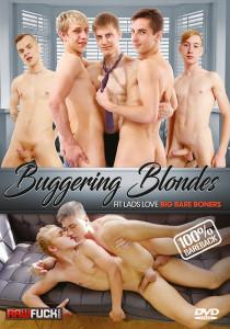 Buggering Blondes DVD (S)