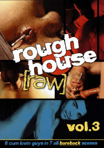 Rough House Raw 3 DVD (NC)