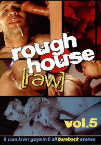 Rough House Raw 5 DVD (NC)