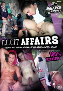 Illicit Affairs DVD