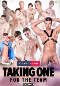 Taking One For The Team (Staxus) DVD (NC)