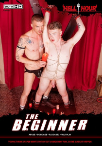 Hell Hour: The Beginner DVDR