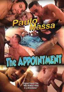 The Appointment DVD (NC)