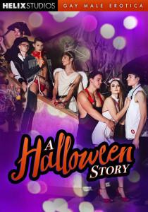 A Halloween Story DVD
