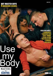 Use My Body DVD (NC)