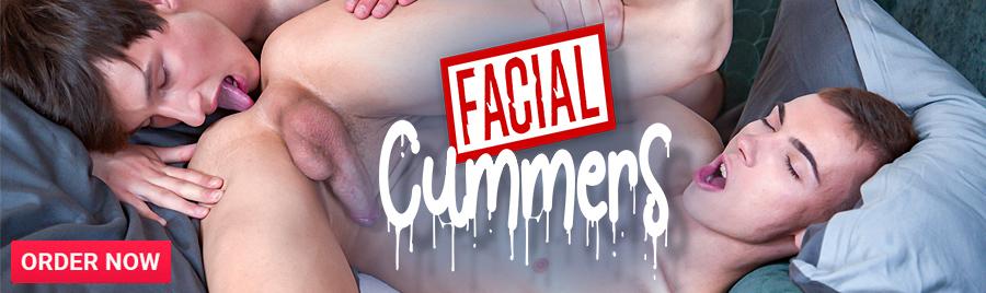 Facial Cummers DVD!